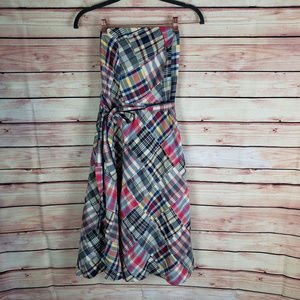 American Eagle Outfitters Patchwork Dress Size 0